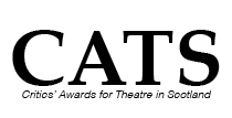 Critics' Awards for Theatre in Scotland (CATS) Logo